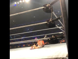 Empress combination &amp Diving elbow drop