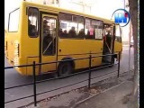 Тернополяни скаржаться на маршрутки, що зупиняються за межами зупинок
