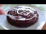 Ганаш - шоколадная глазурь, видео-рецепт
