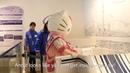 キティ、リニア見学センターへ! Hello Kitty viewed the Linear Maglev Center of Yamanashi