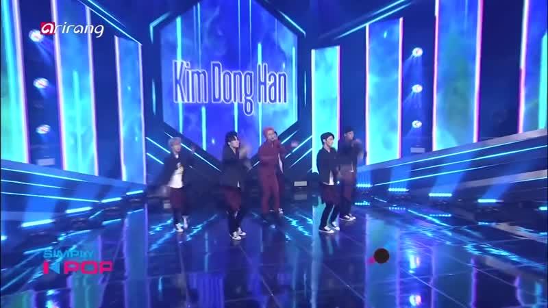 PERF | 181019 | Kim Dong Han — «Good Night Kiss» [Simply K-Pop]