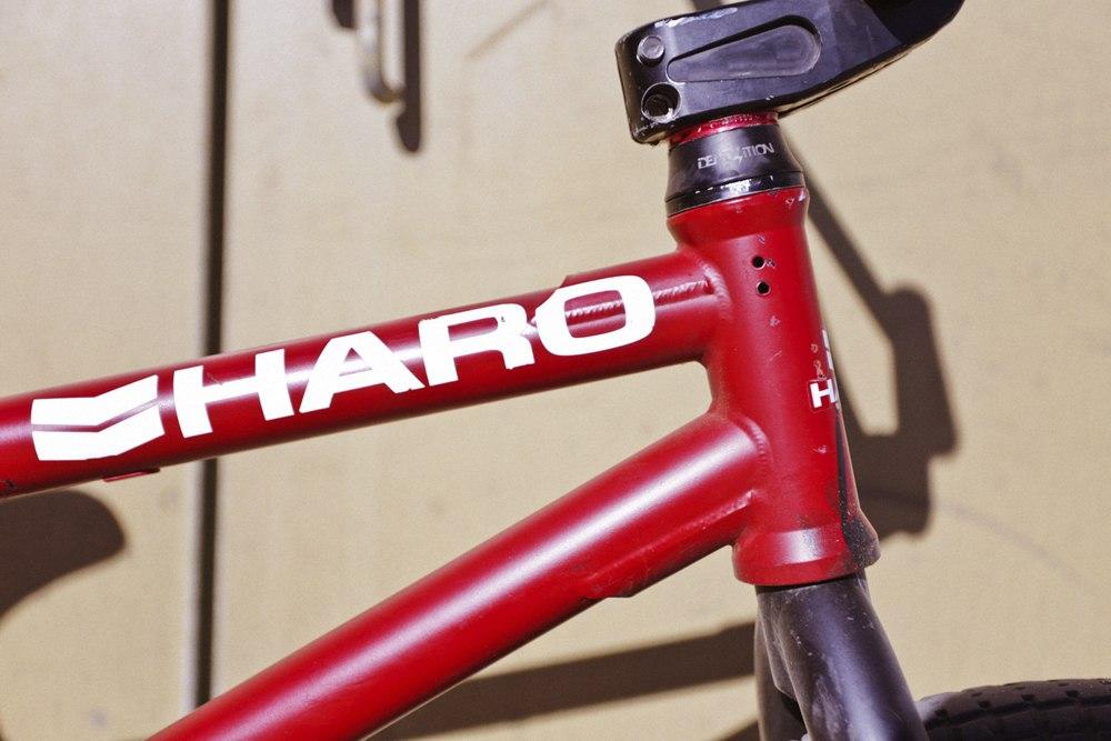 "Frame Haro SD V2. 21"" Top Tube"