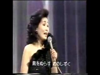Ito Yukari - Koyubi no omoide - Koi no shizuku (19xx)