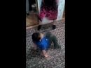 Племянник Арсен танцует на день рождении своей мамочки