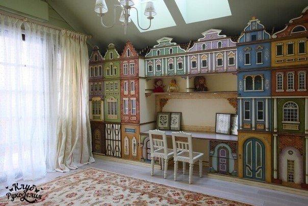 Идея для детской комнаты (1 фото) - картинка