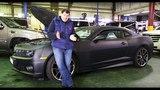 Бюджетный ;) Chevrolet Camaro '18 тест-драйв, обзор начинки, история авто