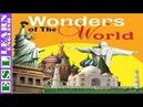 Learn English Through Story ★ Subtitles ✦ World Wonders ( pre intermediate level )
