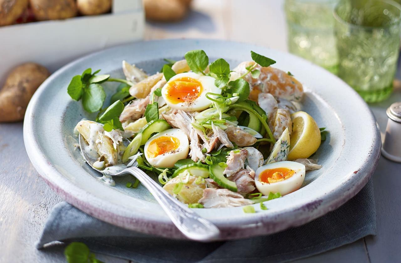 Салат из скумбрии: лучшие рецепты самых вкусных рыбных салатов