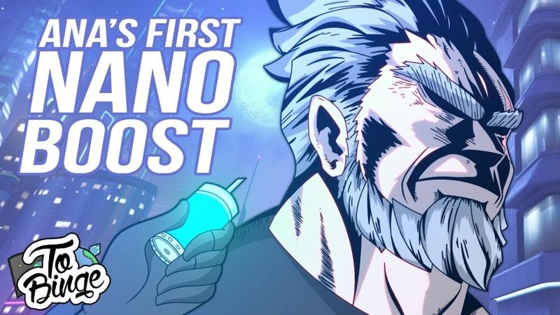 Anas First Nano Boost
