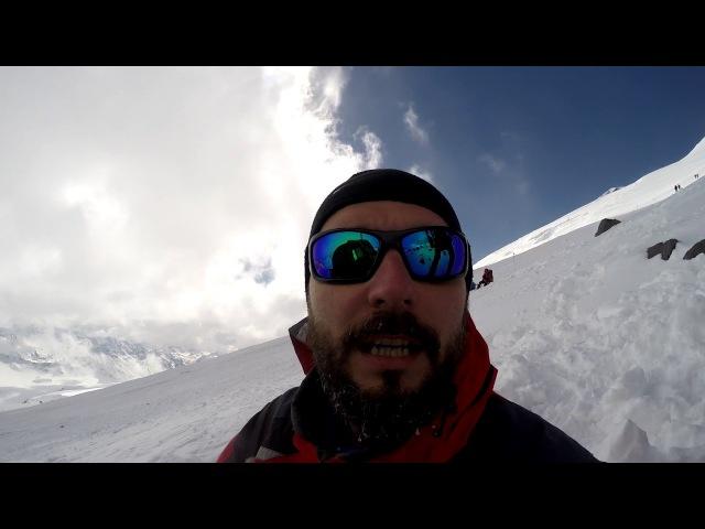 Эльбрус 2017 Mobiba cамая высокогорная баня в мире