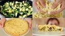 SBRICIOLATA DI ZUCCHINE Ricetta Facile Savory Zucchini Crumble Easy Recipe