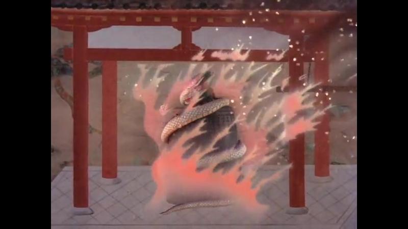 «Дожожи» (Dôjôji) 1976, Кихатиро Кавамото
