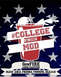 #COLLEGE PRTY #17* 20.06.2014 * MOD