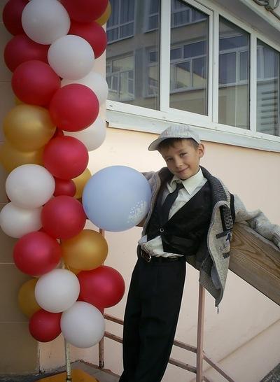 Даниил Климов, 25 мая , Новосибирск, id197775716