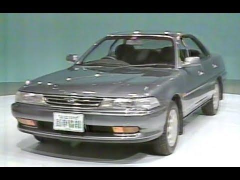 新車情報'89 トヨタ コロナEXiV 2.0TR-G 4WS
