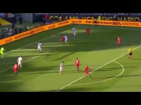 Chile 7 x 0 México 18-06-2016 Copa América Centenário 2016