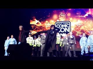 The Hillywood Show SHERLOCK LIVE @ Salt Lake Comic Con