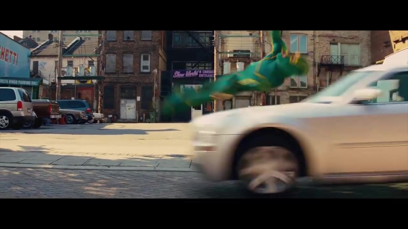 Saving The Day Is Harder Than It Looks- Movie Supercut
