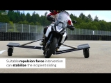 Bosch is testing a gas-powered anti-slide system for motorcycles.mp4