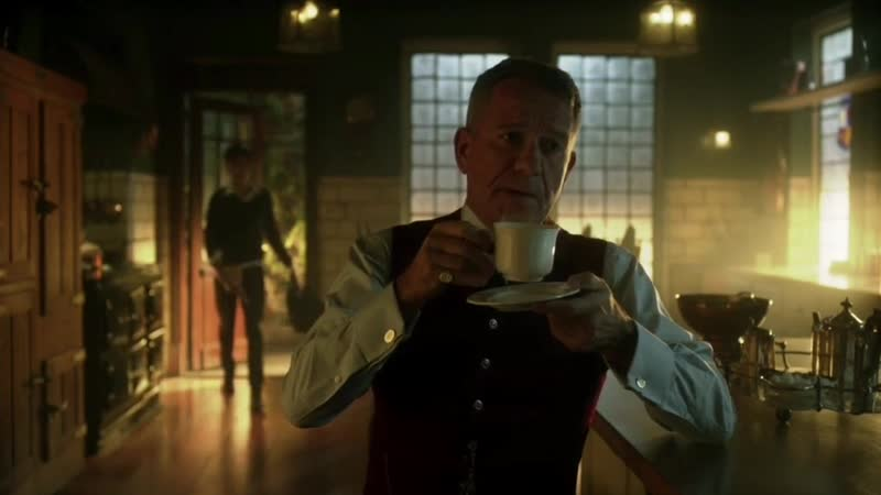 GOTHAM • SEASON 4x11 There's a mess in the rolls. You'll need a bucket