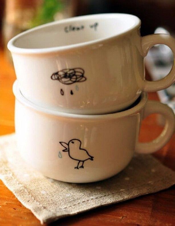 Чашки -