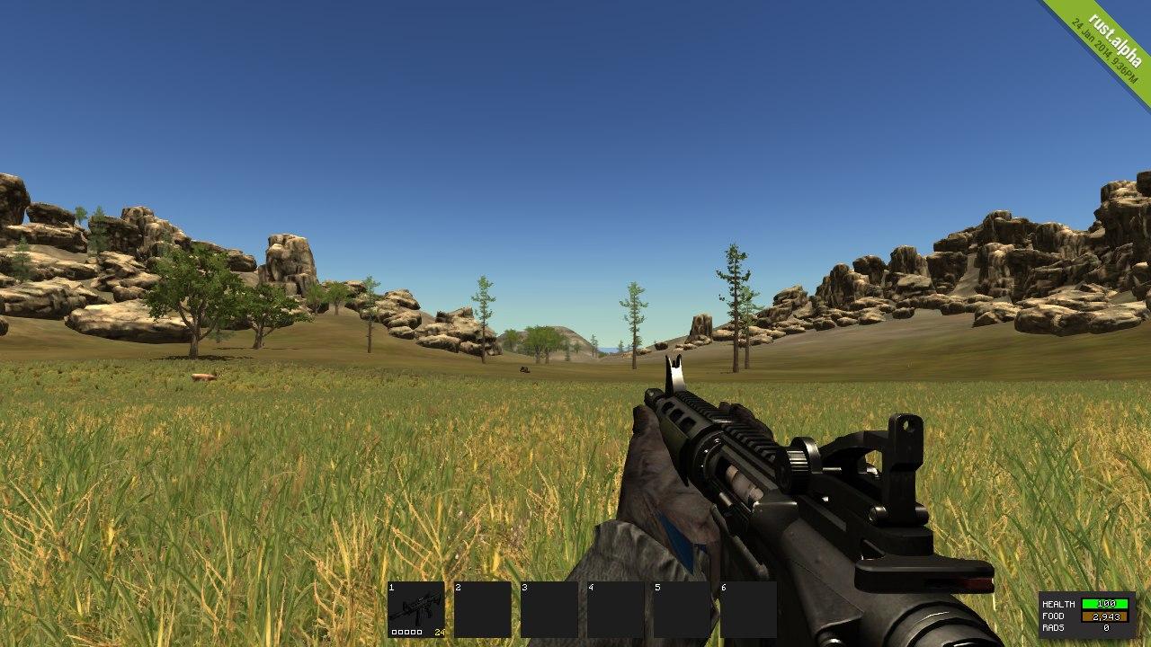 Как выглядит M4 в Rust