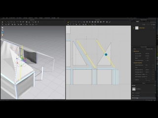 Making of tent 3ds max - marvelous designer tutorial part-2