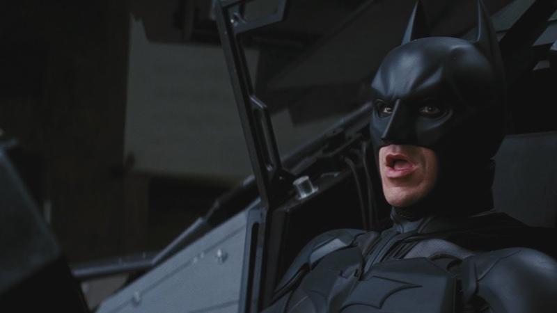 Героем может стать любой Бэтмен спасает Готэм Возрождение Легенды 2012