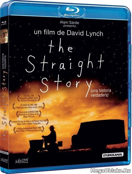 Простая история / The Straight Story (1999/BDRip/HDRip)