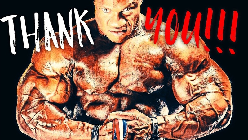 Phil Heath - YOU CAN KEEP TALKING TRASH - Motivational Video