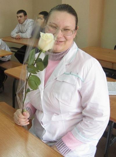 Мария Погадаева, 29 апреля 1995, Оренбург, id193680481