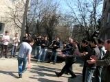 Лезгинка Ингуши и Грузины 2 Новосибирск