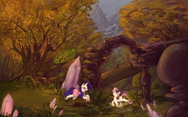 Винкс, Маленькие пони и мои поняшки