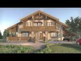 Private home project. Проект частного дома.Визуализация http://www.spacesbureau.com/