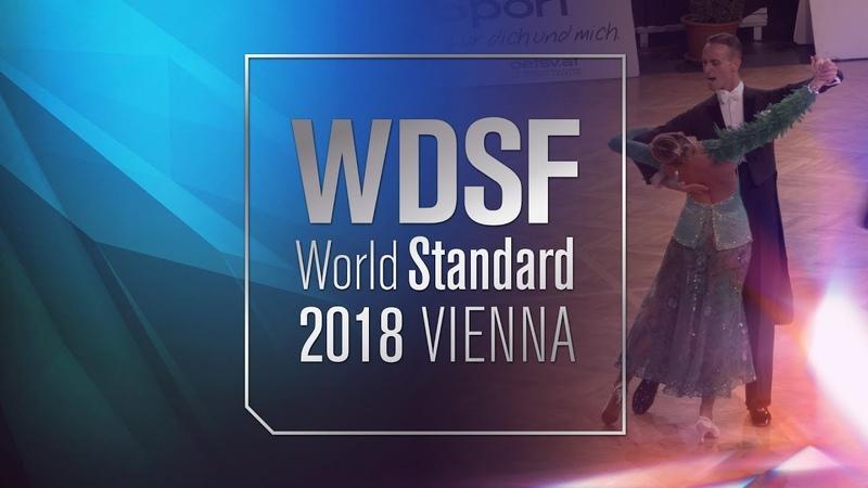 Galuppo - Pacini, ITA | 2018 World STD Vienna | R2 T