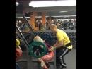Присед 90 кг( 198 lbs) 4*4