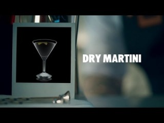 DRY MARTINI DRINK RECIPE - HOW TO MIX