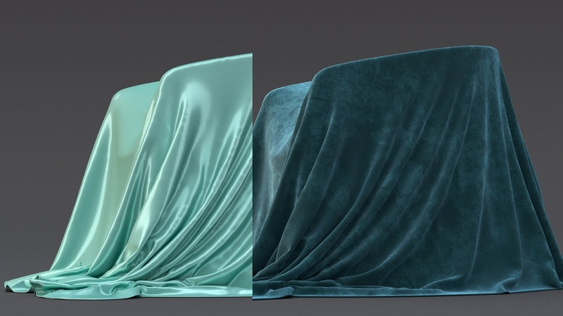 Corona for 3ds Max | Creating Hyper Realistic fabric Materials | Tutorial 117