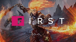 Darksiders 3: Enter the Flame Hollow - IGN First