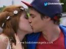 Violetta 2 : Camila y Maxi se besan (Salida Completa) - Capitulo 26
