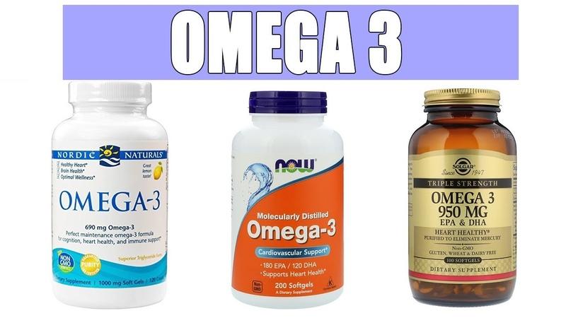 OMEGA 3 рыбий жир какие лучше купить и как правильно выбрать