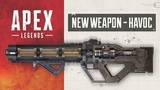 Apex Legends New Weapon The Havoc Energy Rifle