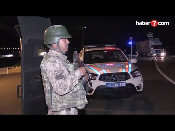 Jandarmadan şok uygulama! Hepsi ele geçirildi Video 7 ~Haberler 282