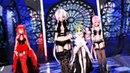 【MMD】 ヒビカセ (HAKU LUKA GUMI KIKU)