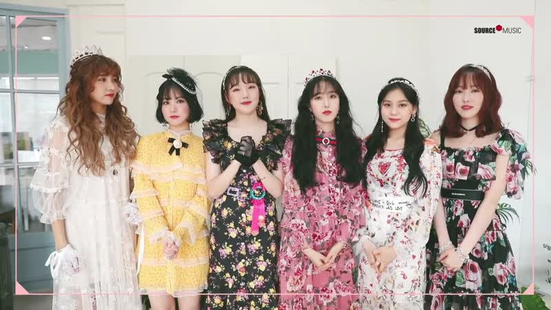 여자친구 GFRIEND 2019 Seasons Greetings Preview