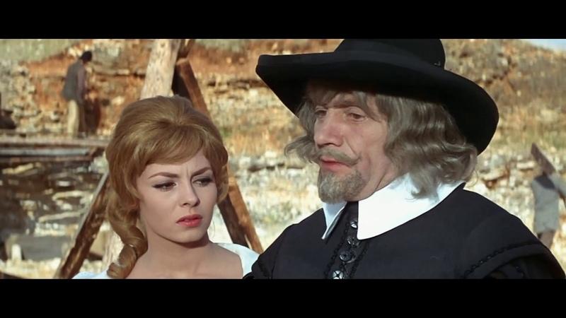 Анжелика, маркиза ангелов. Angelique, marquise des anges 1964 (профессиональный многоголосый НТВ)