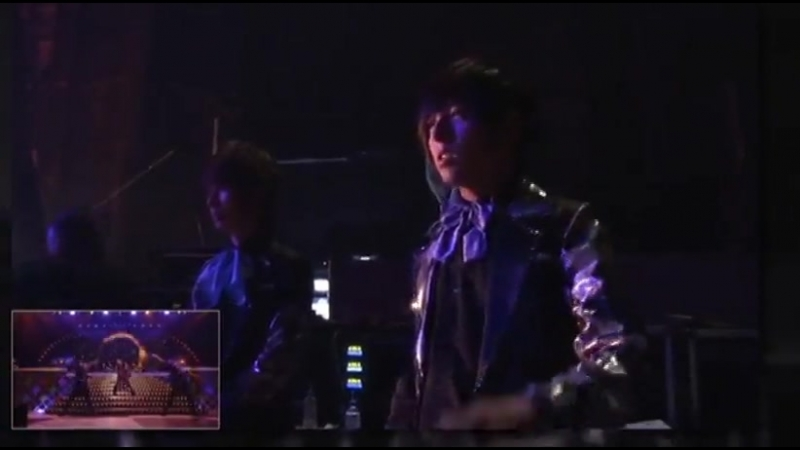 Uta no Prince-sama за кулисами ночного квартета