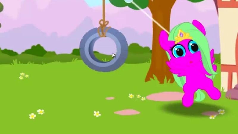 Моя карманная пони 17. Симулятор маленькой пони.