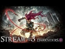 Прохождение Darksiders III 3 PC Да здравствует Похоть