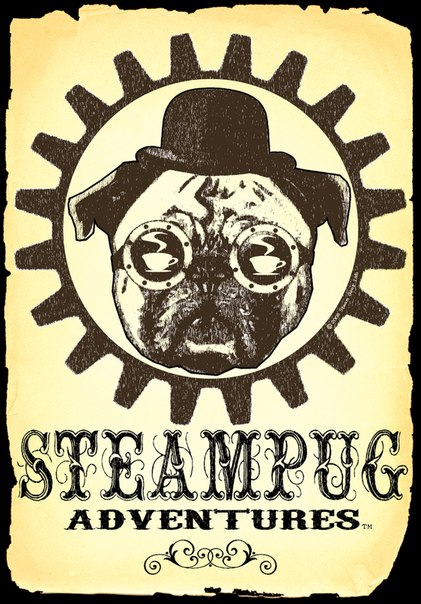 Steampug Adventures by Doctor Grymm